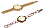 Decorative wooden Watches